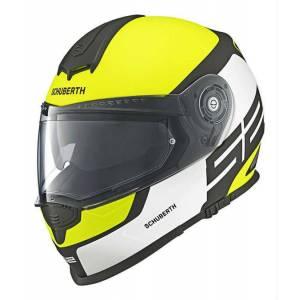 Schuberth S2 Sport Elite Yellow Full Face Kask