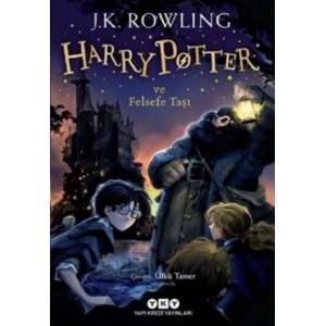 HARRY POTTER VE FELSEFE TAŞI 1.KİTAP-YKY