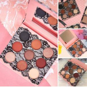 BEAUTY CREATIONS Boudoir 9 Eyeshadow Palette - A