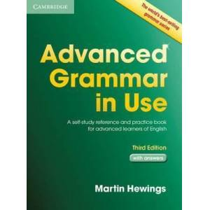 Advanced Grammar in Use with Answers  Martin Hewings Cambrıdge Unıversıty Press