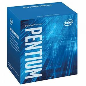 Intel Kabylake Pentıum G4560 3.5Ghz 1151P 3Mb Box 54W Hd610