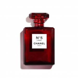 Chanel No5 L'eau Red Limited Edition Edt 100 Ml