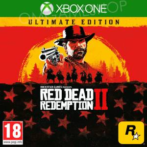 XBOX ONE RED DEAD REDEMPTION 2 II ULTIMATE EDITION CD KEY