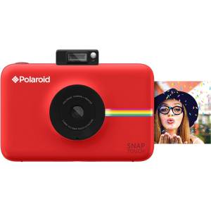 Polaroid Snap Touch Instant Print Digital Camera With LCD Display (( AYNI GÜN KARGO ))