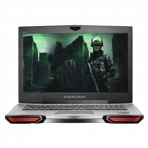 CASPER EXCALIBUR G850.8750-81G0X İ7 8750H 16GB RAM 1TB120GB SSD 4GB GTX 1050 17.3 FHD IPS GAMING