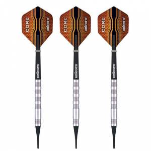 Unicorn 25033 Core XL Striker Style3 17Gr Elektronik 3lü Dart Oku Seti