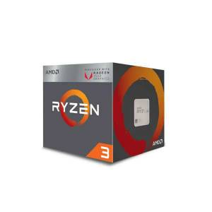 AMD Ryzen 3 2200G Socket AM4 3.5Ghz Turbo Boost ile 3.7GHz 6MB Önbellek 65W İşlemci