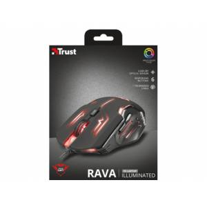 TRUST 22090 GXT 108 Rava Gaming Oyun Mouse