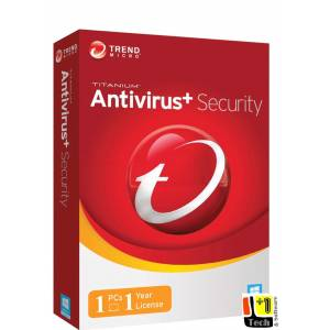 Trend Micro ANTIVIRUS PLUS 1 PC 1 YIL 2019