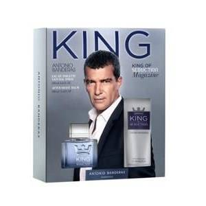 A.B. KING OF SEDUCTION EDT 100 A. BALSAM