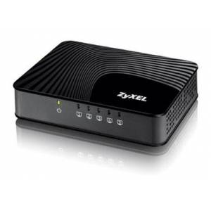 Zyxel GS105S v2  5-Port Desktop Gigabit Ethernet Media Switch