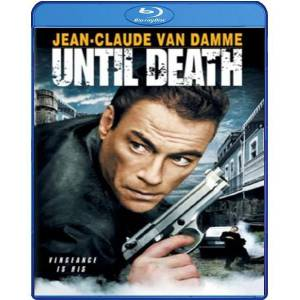 BLU-RAY FILM UNTIL DEATH - MEZARA KADAR