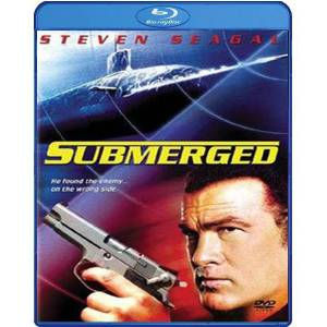 BLU-RAY FILM SUBMERGED - ICIMIZDEKI DUSMAN