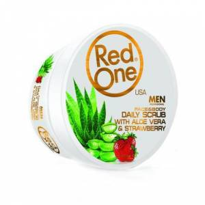 Red One Face  Body Daily Scrub Peeling 450 ml.