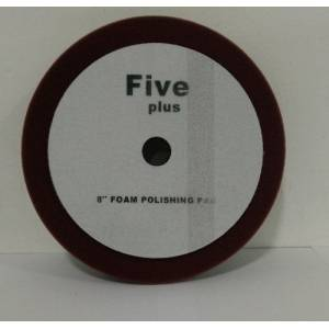 Five Plus Cırtlı 150 MM Pasta Süngeri Bordo
