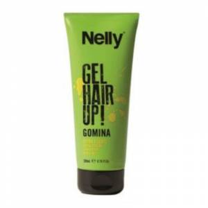 NELLY GEL HAIR UP EXTRA STRONG 200ml