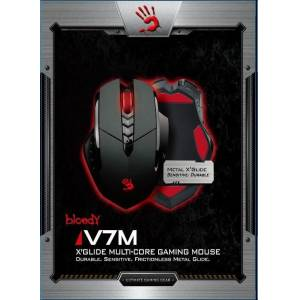 Bloody V7M Multi Core Gamer Metal Ayak 3200CPI Oyuncu Mouse
