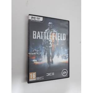 BATTLEFIELD 3 - ÇİFT DVD - PC DVD-ROM