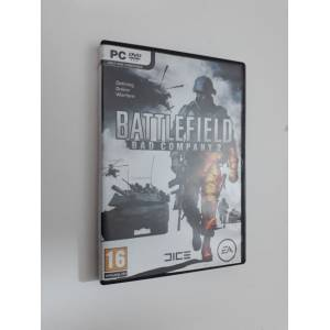BATTLEFIELD BAD COMPANY 2 - PC DVD-ROM