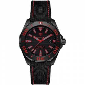 TAG Heuer WAY208A.FC6381 Aquaracer Calibre 5 Erkek Saati