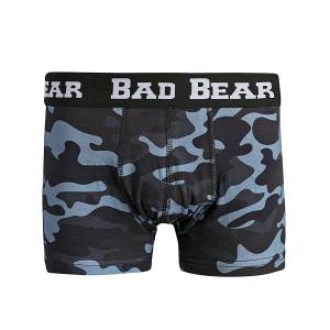 Bad Bear Camo Boxer NAVY