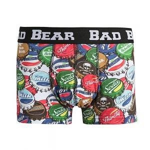 Bad Bear Cap Boxer COLORED