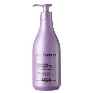 Loreal Serie Expert Liss Unlimited Şampuan 500ml