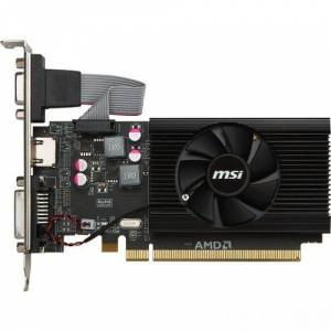 MSI AMD Radeon R7 240 2GB 64Bit DDR3 (DX11.2) PCI-E 3.0 Ekran Kartı (R7 240 2GD3 64B LP)