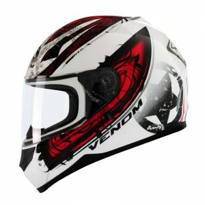 VENOM VF-391 CIRCUIT GRAPHIC-2 FULL FACE MOTOSİKLET KASKI