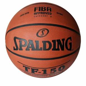 Spalding TF-150 Outdoor Fiba Onaylı 6 No Basketbol Topu