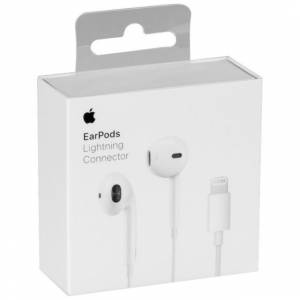 İPhone 7 7plus Orjinal Kulaklık Earpods Lightning Connector