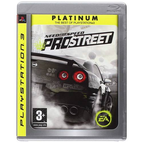 Need For Speed Pro Street Ps3 Pal 2. Bölge Ps3 Oyun 421236499