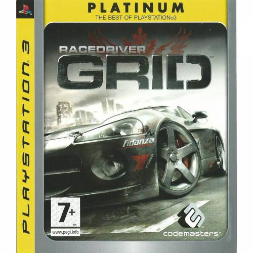 Race Driver Grid Ps3 Oyunu 421238767