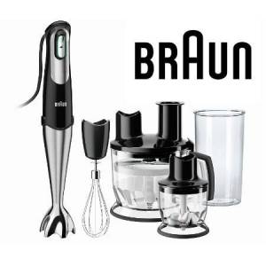 BRAUN Multiquick 7 MQ785 Patisserie Plus El Blender Seti