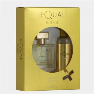 Equal Intense Kofre Women Edt 75 Ml  Deo