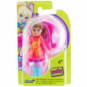 Polly Pocket Shani Figür