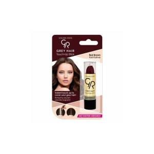 GOLDEN ROSE GRAY HAIR TOUCH-UP STICK KIZIL kahve -kapatici stıck