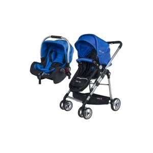 Baby 2 Go 6035 Fidello Travel Puset - Mavi