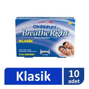 Breathe Right Burun Bandı 10 Adet - Normal Boy