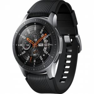Samsung Galaxy Watch 46mm Android ve iPhone Uyumlu Gümüş - SM-R800NZSATUR Samsung Türkiye Garan