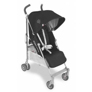 Maclaren Quest Black Silver Baston Bebek Arabası