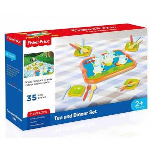 Fisher Price Çay Seti 1821