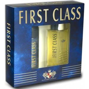 First Class EDT Erkek Parfüm 100 ml  Deodorant 150 ml