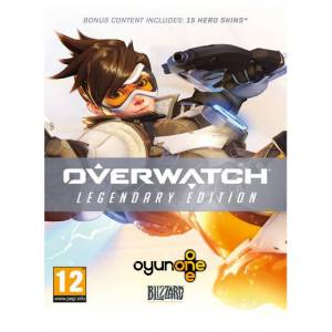 Overwatch Legendary Edition CD Key - Hemen Teslim