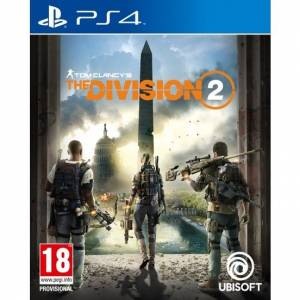 Tom Clancys The Division 2 PS4 Oyunu