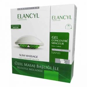 Elancyl Slimming Concentrate Gel 2x200ml Kofre