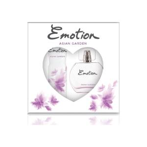 EMOTION ASIAN GARDEN EDT 50MLDEODORANT 150ML SET