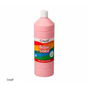 Creall Basic Color Posterpaint Tempera Boya 1000 ml. 23 Pink Pembe