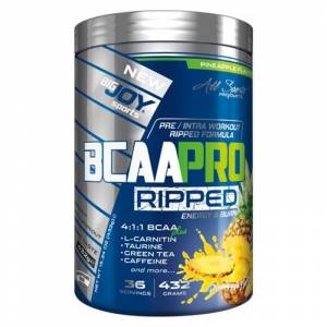 Big Joy Bcaa Pro 4:1:1 Ripped 432 Gr 4 HEDİYE