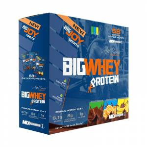 Big Joy Big Whey 2393 Gr 68 Saşe 2 HEDİYE